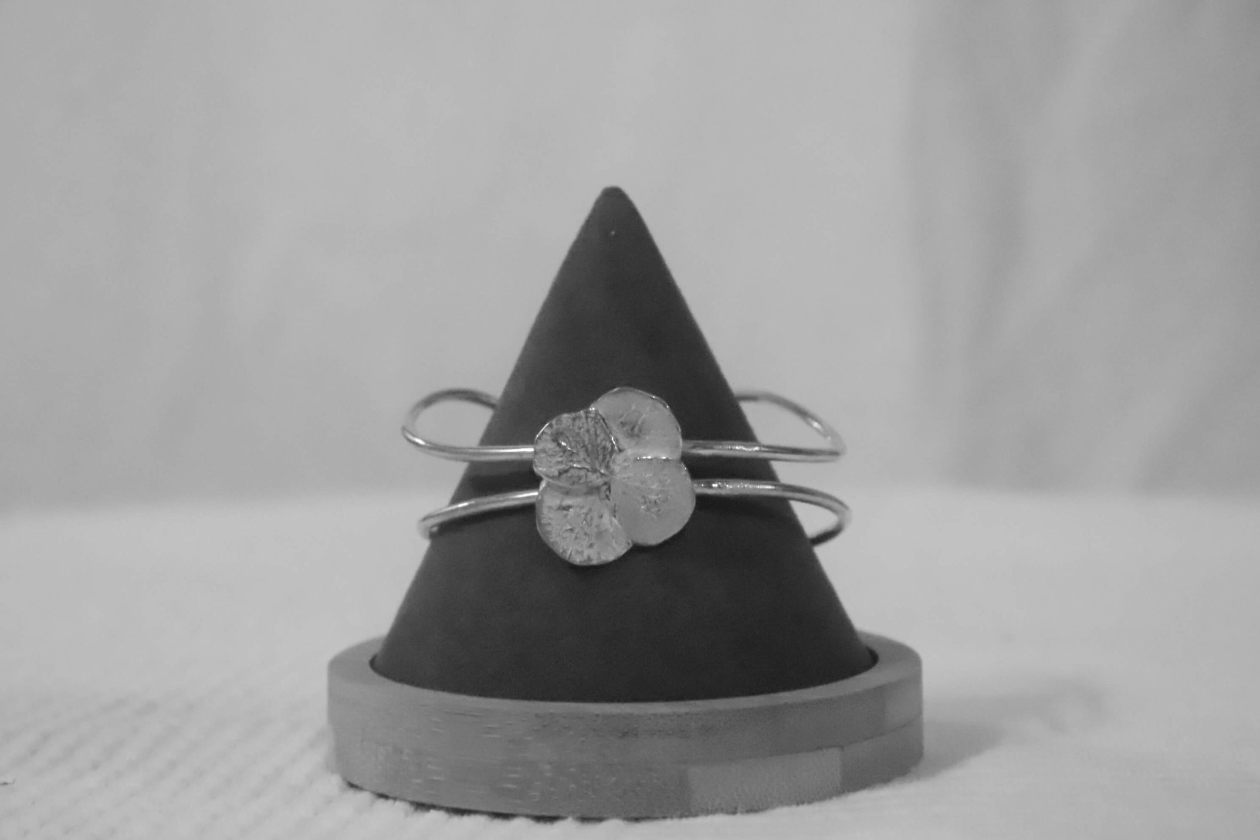 Bracelet en Argent - La Fleur sans nom